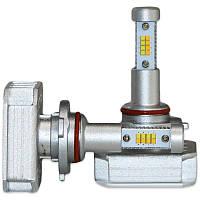 Автомобильные светодиодные лампы автолампы с цоколем HIR2, HB3, HB4 LED лампы модель F-22 цоколь HIR2 (9012), HB3 (9005), HB4 (9006) (5700K) комплект