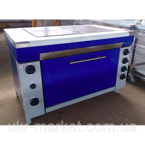 Плита электрическая промышленная ЭПК-4мШ стандарт, фото 2