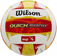 М'яч волейбольний Wilson AVP Quicksand Aloha р. 5 (WTH489097XB)