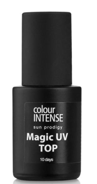 Гелеве покриття для нігтів без сушки в лампі MAGIC UV TOP Nail Therapy 216 Colour Intense