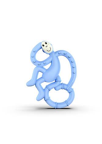 Іграшка-прорізувач Matchstick Monkey Маленька Танцююча блакитна Мавпочка 10 см (MM-ММТ-007), фото 2