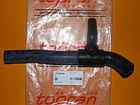 Патрубок резин. VW Golf 2/B-3 1.6D