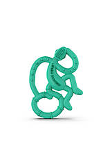 Игрушка-прорезыватель Matchstick Monkey Маленькая Танцующая Обезьянка (цвет зеленый, 10 см), фото 2