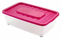 Ящик пластиковый Heidrun Boxmania 25л 56*37*18см (GAR-1565)
