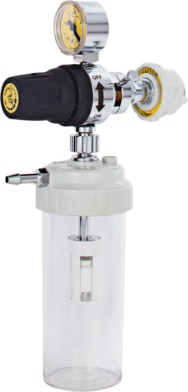 Турбовакуумный регулятор с емкостью - DIN