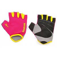 Перчатки для фитнеса Reebok L RAGL-11134MG