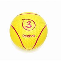 Медбол Reebok 3 кг RAB-40123YL