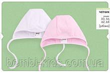 Ажурная шапочка для новорожденного. ШП 69