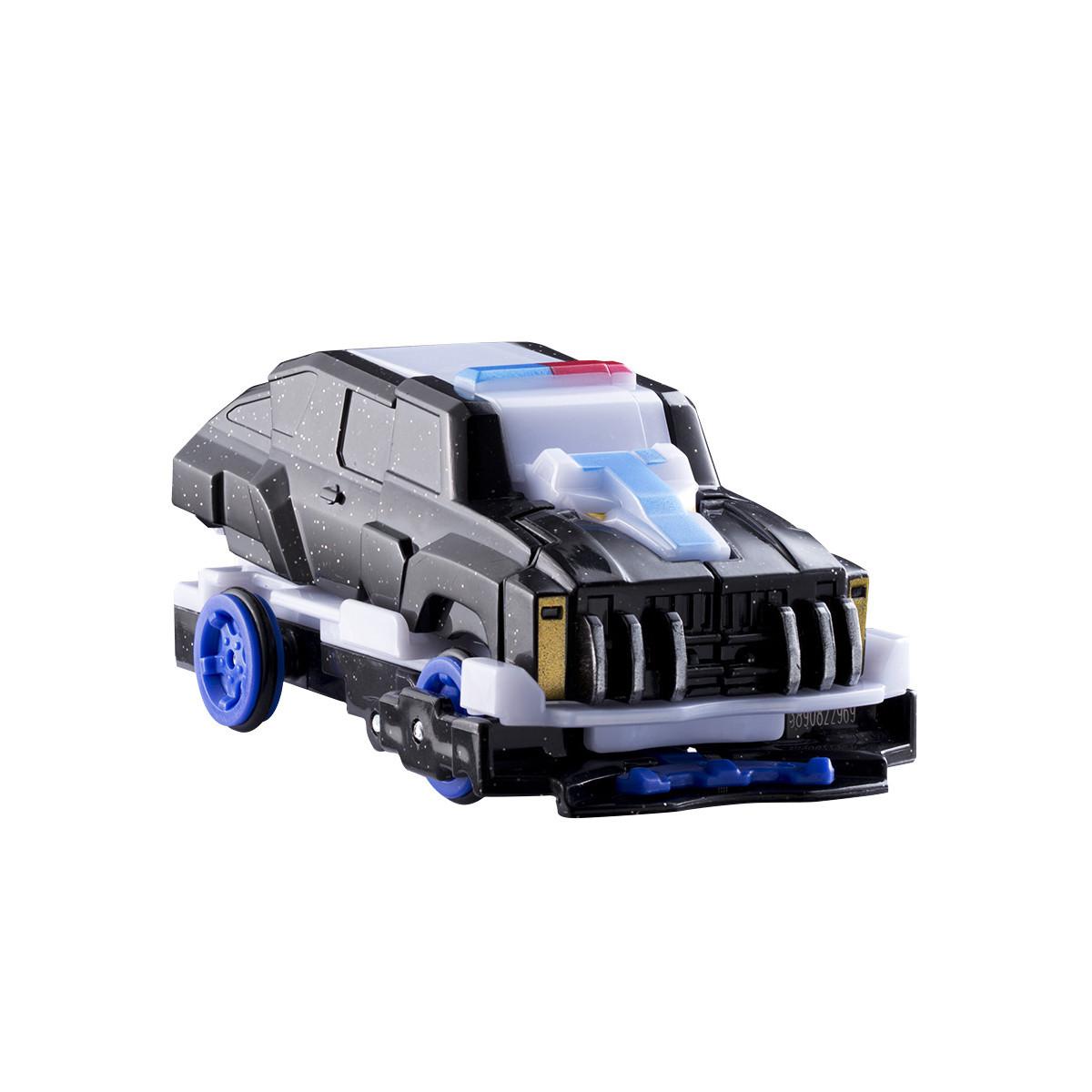 Машинка - трансформер Screechers Wild L 2 - Смоки (EU683126)