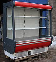 Холодильная горка (Регал) «Cold R18» 1.8 м. (Польша), идеальное состояние Б/у , фото 1