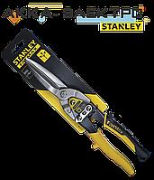 Ножницы по металлу Stanley FatMax Aviation удлиненные прямые 300 мм (2-14-566)