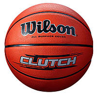 М'яч баскетбольний Wilson Clutch Basketball р. 7 (WTB1434XB)