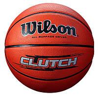 Мяч баскетбольный Wilson Clutch Basketball р. 7 (WTB1434XB)