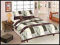 Комплект постельного белья First Choice бязь Adora полуторка (kod 3533)