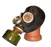 ПМГ маска до протигазу з переговорним пристроєм, фото 1