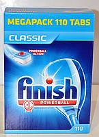 Таблетки для посудомоечной машины Finish Classic 110шт