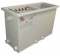 Комбінований барабанний фільтр для ставка (УЗВ) AquaKing Red Label Combi Drum 20/25