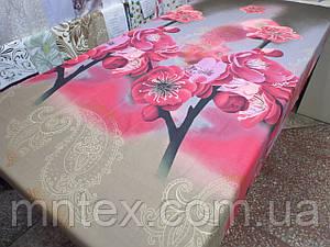 Ткань для пошива постельного белья Ранфорс Орхидея