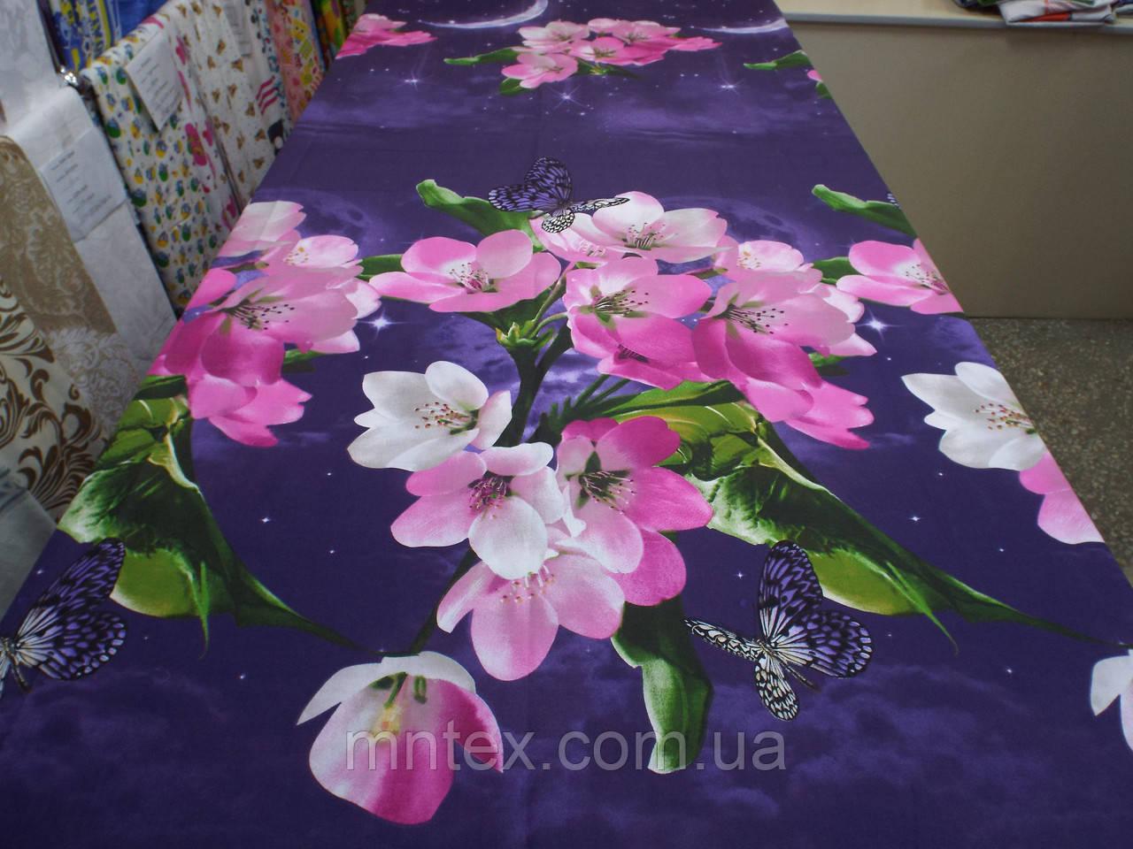 Ткань для пошива постельного белья Ранфорс Жасмин