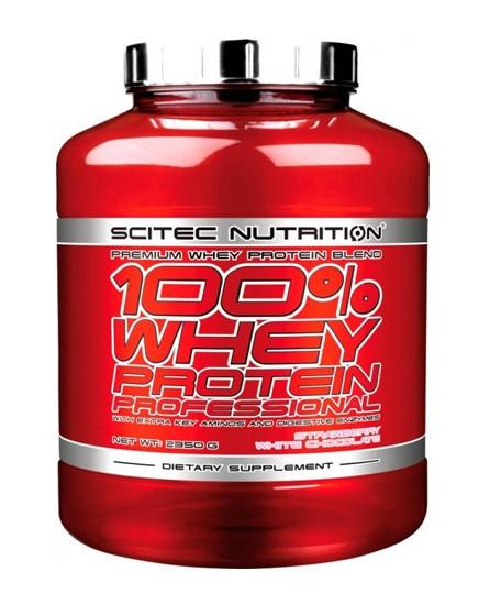 Сывороточный протеин Scitec Nutrition - 100% Whey Protein Professional (2350 грамм)