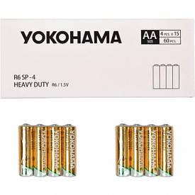 Батарейка YOKOHAMA R-6 SP-4 AA 4шт.459178