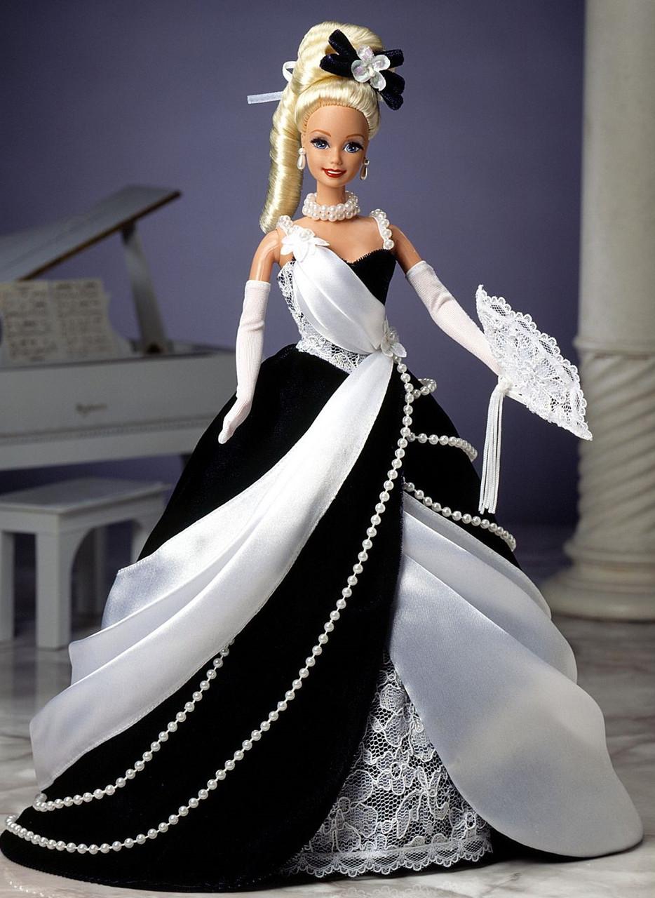 Коллекционная кукла Барби полночный вальс 1996