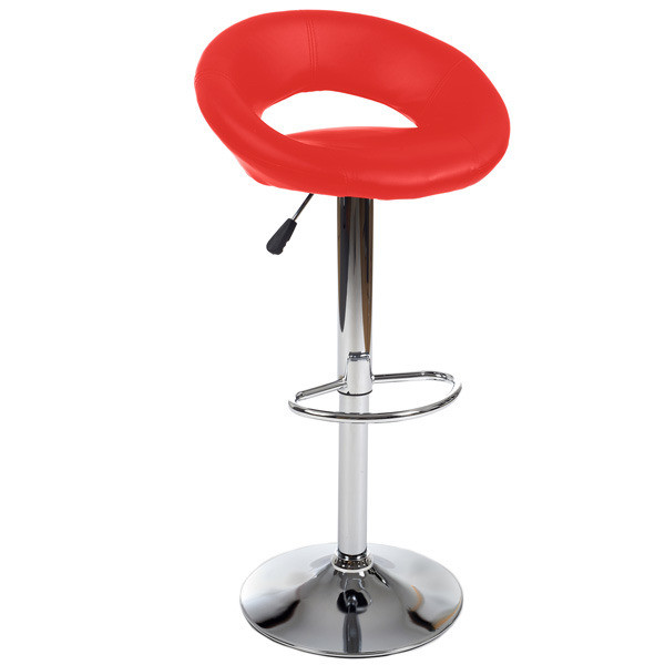 Стілець барний хокер Vecotti 024R червоний (17052)