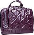 Модная сумка для ноутбука Continent CC-075 Violet фиолетовая, фото 4