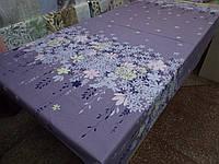 Ткань для пошива постельного белья Ранфорс Незабудки, фото 1
