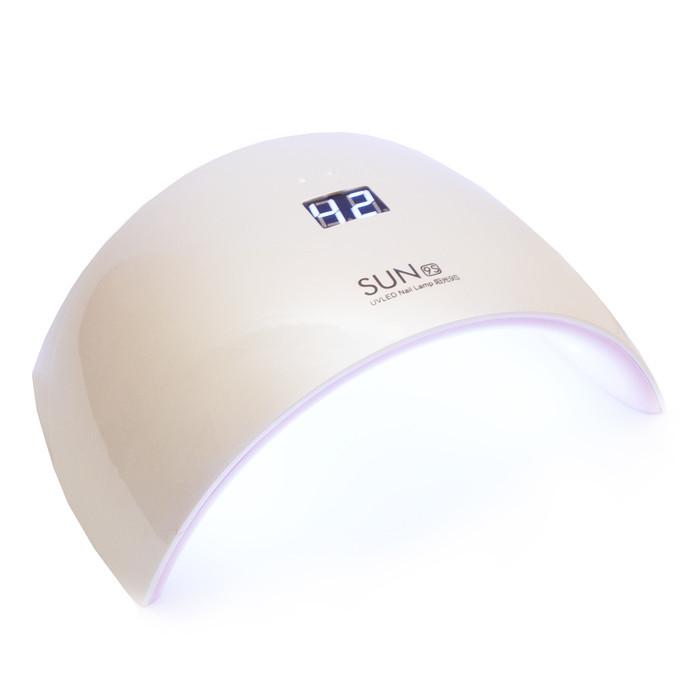 Лампа для ногтей sun 9s led+uv (маникюра)  24вт, сушилка, УФ лампа LED-лампа