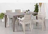 Комплект садових меблів  Ibiza Futura Dining Set ( Keter ), фото 10