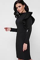 Элегантное черное платье, фото 1
