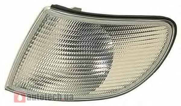 Поворотник Audi A6 >97 лівий білий 441-1512L-UE