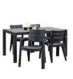 Комплект садових меблів  Ibiza Set with Lima - Melody Table (Keter), фото 5