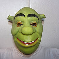Маска Шрека на Хэллоуин маска из мульт-филма Шрек