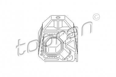 Подушка радиатора VW Caddy 3/Golf 5/Touran авто с кондиком (x2)