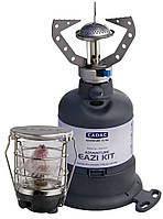 Набор (портативные газовые горелка и светильник) Eazi Kit