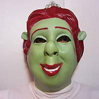 Маска Фионы на Хэллоуин
