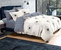 Полуторное постельное белье бязь gold - Африканский одуванчик