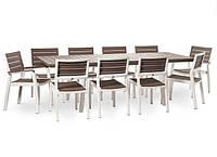 Комплект садових меблів Harmony Extendable Dining Set  (Keter), фото 1
