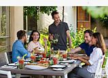 Комплект садових меблів Harmony Extendable Dining Set ( Keter ), фото 4