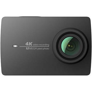 Экшн-камера Xiaomi Yi 4K Black International Edition (YI-90003)
