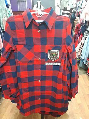 Туника-рубашка для девочек, фото 2