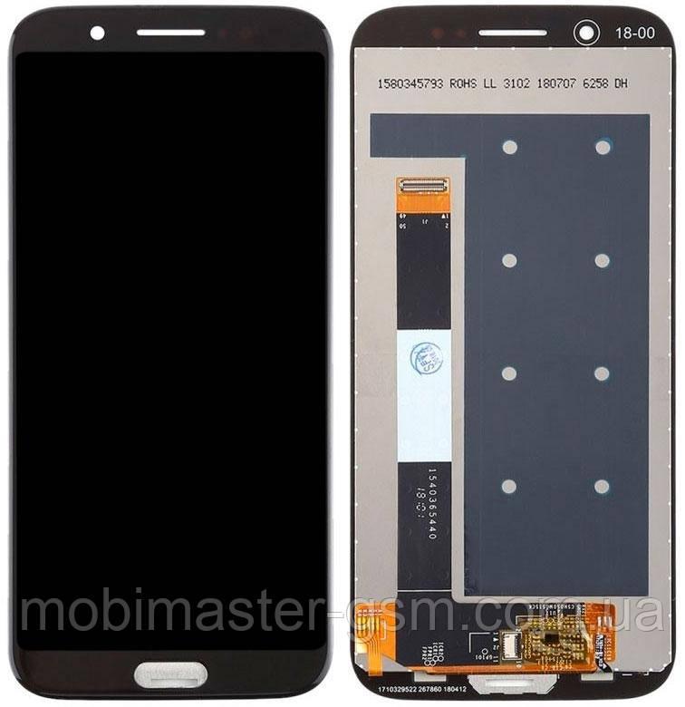 Дисплейный модуль Xiaomi Black Shark черный