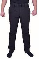 Мембранные штаны Softshell (Софтшел) Черные, фото 1