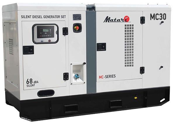 Дизельний генератор Matari MC30