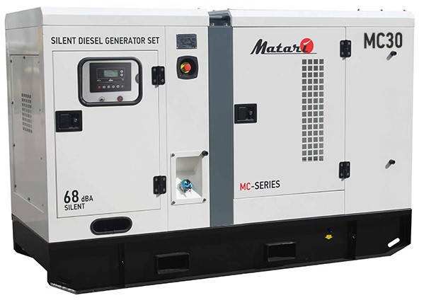 Дизельний генератор Matari MC30, фото 2