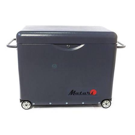 Дизельний генератор Matari MDA 7500SE-ATS, фото 2