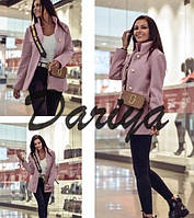 """Пальто женское валяная шерсть размеры 42-46 (2цветов) """"DARIYA"""" купить недорого от прямого поставщика"""