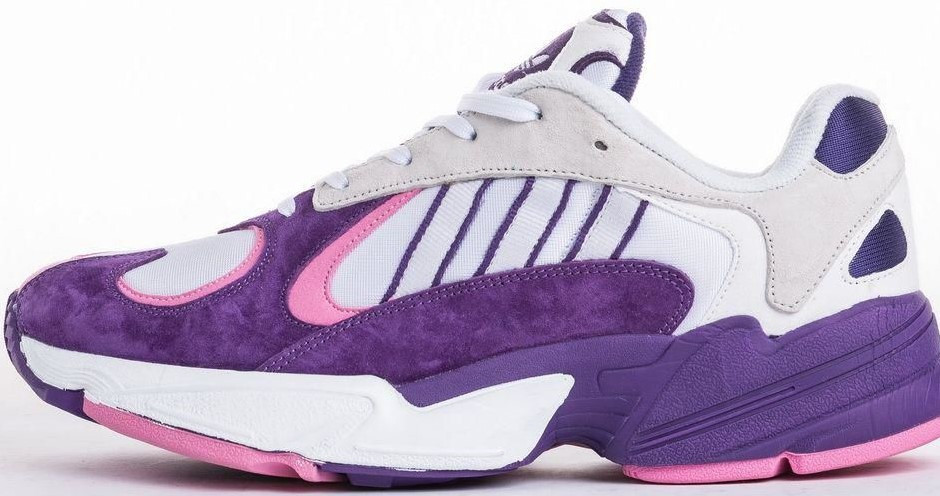 """Женские кроссовки Adidas yung 1 """"Violet"""" (в стиле Адидас )"""